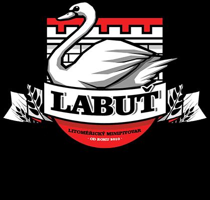 Minipivovar Labut Logo